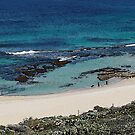 Mousetraps Reef at Yallingup by Leonie Mac Lean