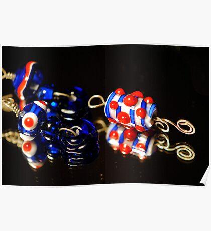 Memory Beads USA 09/11/2001 Poster