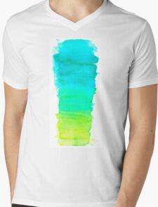 Sunny Mens V-Neck T-Shirt