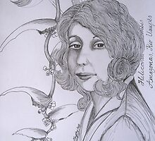 Portrait of....Margaret Mee by Lisa Murphy