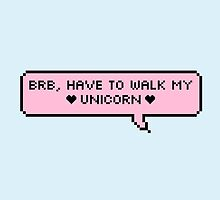 My Unicorn ♥ by Moniiqueen