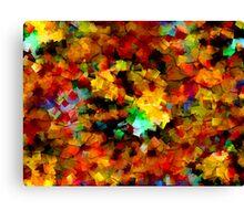 October Winds Canvas Print
