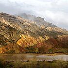 Split Mountain Rain by Kim Barton