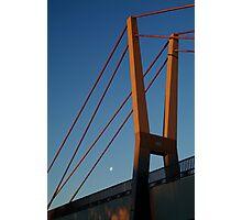 Walk Bridge Barwon River Geelong Photographic Print