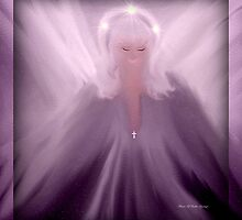 ANGEL OF HOPE AND PROTECTION...LIBRA... by Sherri     Nicholas
