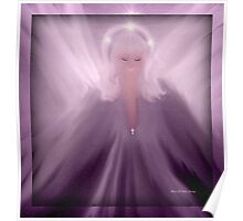 ANGEL OF HOPE AND PROTECTION...LIBRA... Poster