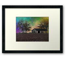 Not in Kansas Anymore... Framed Print