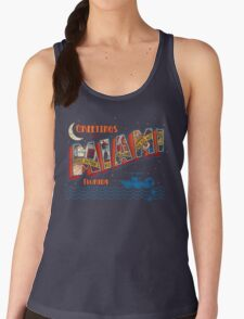 Greetings from Miami Women's Tank Top