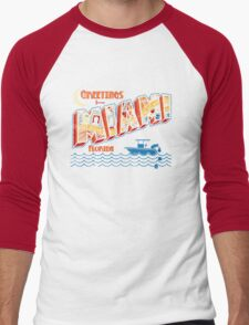 Greetings from Miami Men's Baseball ¾ T-Shirt