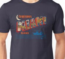 Greetings from Miami Unisex T-Shirt