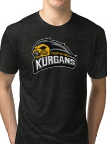 Kurgan Sports Logo Tri-blend T-Shirt
