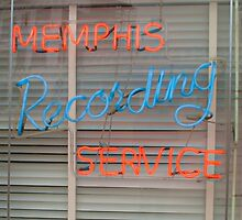 Memphis Recording Service by YourThirdEye