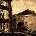The Old Milk Shed_2 by onemistymoo