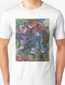 Inner Thoughts Unisex T-Shirt