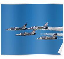 L-39 Albatross Formation 1 Poster