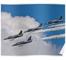 L-39 Albatross Formation 2 Poster
