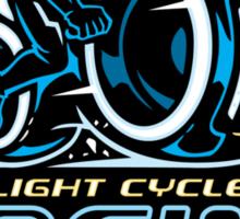 Light Cycle Racing - STICKER Sticker