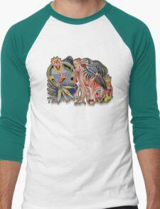 4 seasons Men's Baseball ¾ T-Shirt