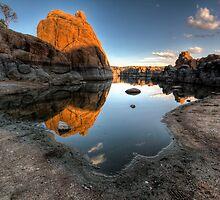 Mirror Less by Bob Larson