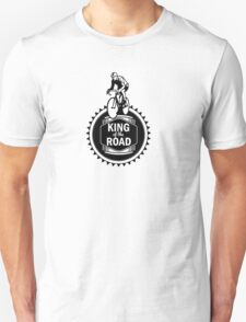 Retro Style Mens Racing Bike Road Touring Cycling Logo  Unisex T-Shirt