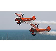 Wingwalkers Photographic Print