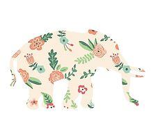 Elephant love by artisanobscure