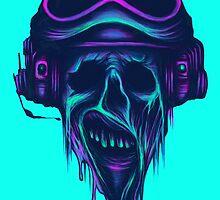 Zombie-The Navigator by Lou Patrick Mackay