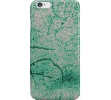 Concrete Engraving 4 iPhone Case/Skin