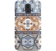 Seamless colorful tribal pattern Samsung Galaxy Case/Skin