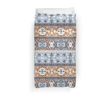 Seamless colorful tribal pattern Duvet Cover