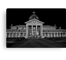 Bathurst Historic Court House Canvas Print
