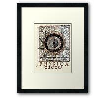 Physica Curiosa Framed Print