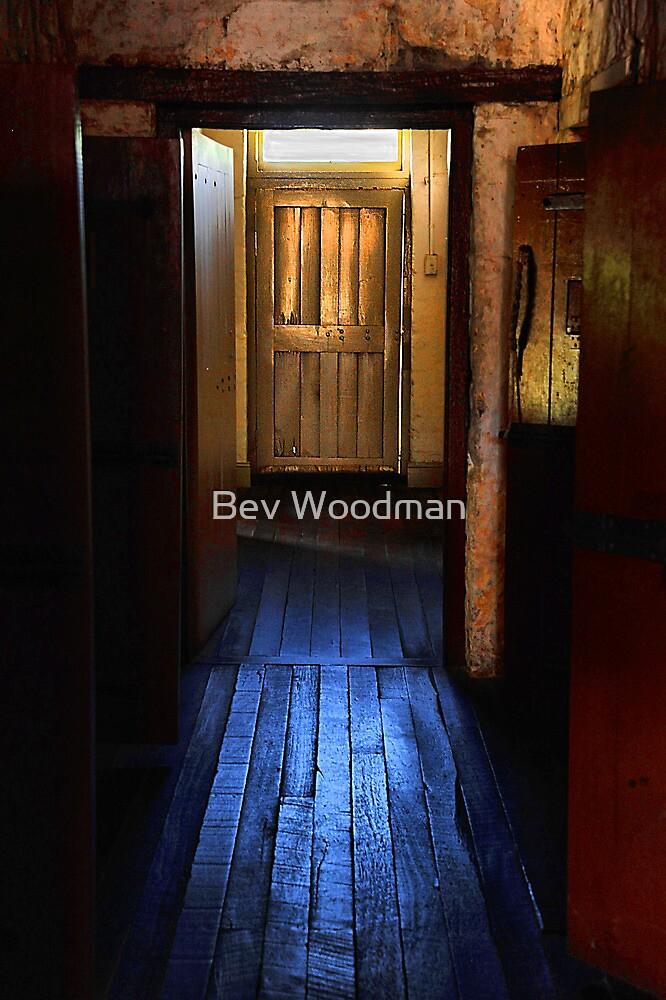 Convict Gaol - Albany Western Australia by Bev Woodman