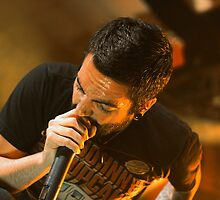 Jeremy McKinnon - A Day To Remember by sarahlay