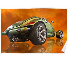 Plymouth Prowler Poster