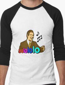Mr Trololo Men's Baseball ¾ T-Shirt