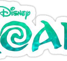 Disney Moana Sticker