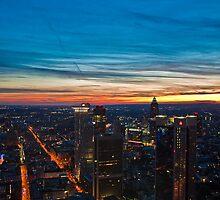 Frankfurt / Main by Michaela Rother