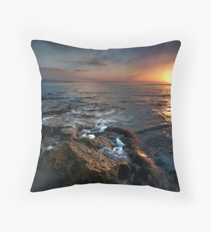 Impossible Sunrise Throw Pillow