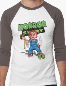 Horror Story Men's Baseball ¾ T-Shirt