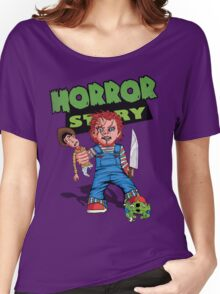 Horror Story Women's Relaxed Fit T-Shirt