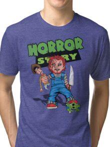 Horror Story Tri-blend T-Shirt
