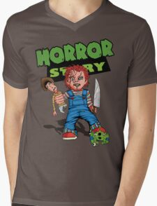 Horror Story Mens V-Neck T-Shirt