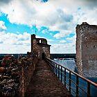 The Rakvere Castle by tutulele