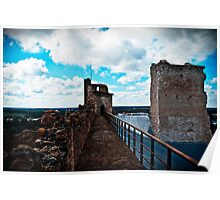The Rakvere Castle Poster