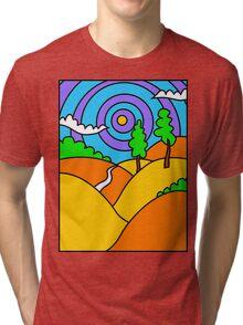 Landscape 1 Tri-blend T-Shirt