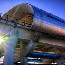 A New Landmark - Miami Central Station by njordphoto