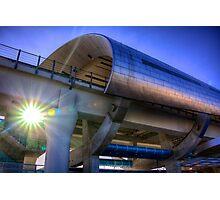 A New Landmark - Miami Central Station Photographic Print
