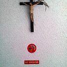 No Smoking Jesus by mrfriendly