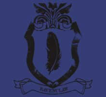 Ravenclaw Crest by sophiedoodle